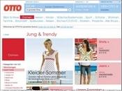 otto.de - Einstiegsseite Jung & Trendy (klein)