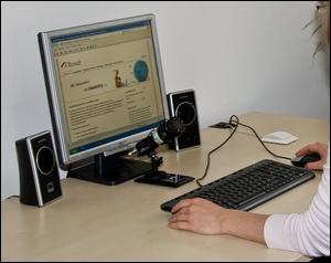 Nutzertest im Labor