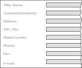 Mangelnde Transparenz bei Formularen