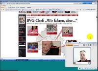 Beispiel: Geteilter Bildschrim & Mouse-Highlighting