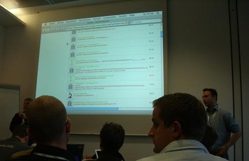 Session: Queap - eine neuartige Suchemaschine