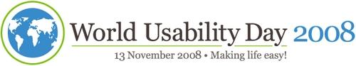 World Usability Day 2008 Hamburg