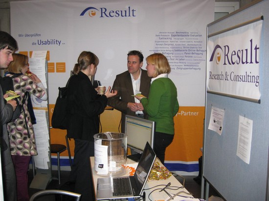 Messestand WUD 2008