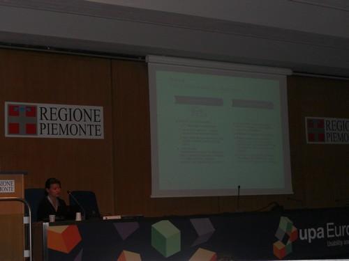 Anja Naumann während ihres interessanten und gehaltvollen Vortrags