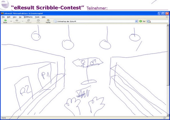 Scribble Contest - Platz 1