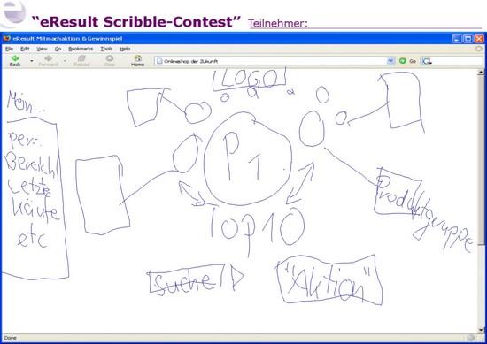 Scribble Contest - Platz 2