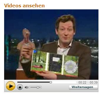 Produkt-/Werbevideo auf amazon.de