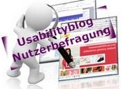 Usabilityblog Nutzerbefragung