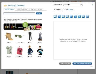 Smacht.com - eigener Style
