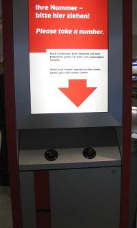 Bahn-Automat