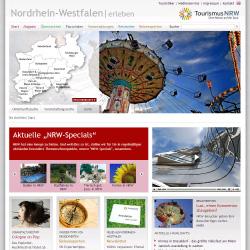 nrw-tourismus.de: Startseite