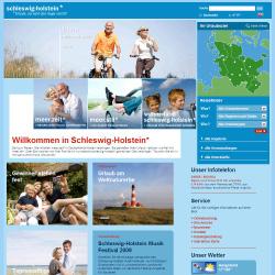 sh-tourismus.de: Startseite