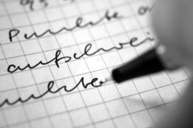 Schreiben (Christian Seidel/www.pixelio.de)