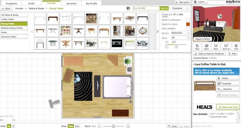 Komplexe anwendung h ppchenweise zug nglich gemacht for Einrichtungsplaner software
