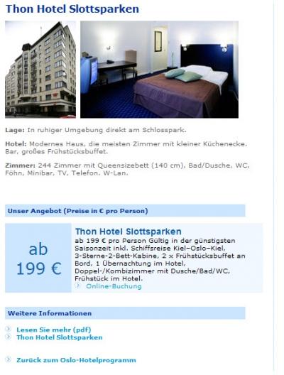 Beispiel Reise+Hotel