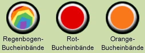 Bsp. Buttons Suche Bücher ICDL