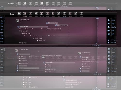 Abb. 02 :: Dynamische Timeline als Navigationsinstrument