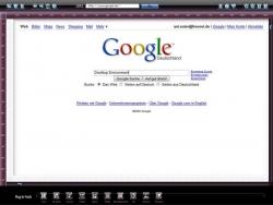 Abb. 07 :: Die Browser-Funktion des universellen Workspaces.