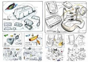 Beispiele für Sketches