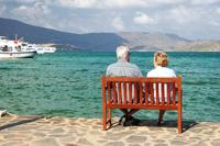 Senioren reisen gern