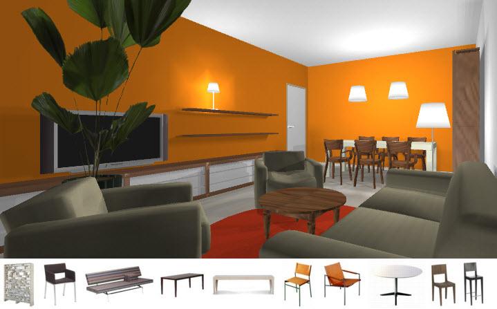 3d einrichtungsplaner erleichtern den online m belkauf. Black Bedroom Furniture Sets. Home Design Ideas