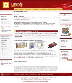 Aktuelle Startseite Geb-Info