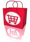 Warenkorb-Einkaufstasche