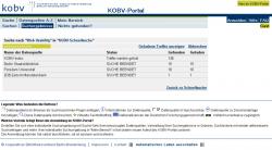 KOBV - Feedback beim Suchlauf