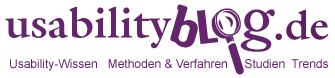 Das neue Logo des Usabilityblogs