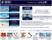 Startseite MSC Kreuzfahrten
