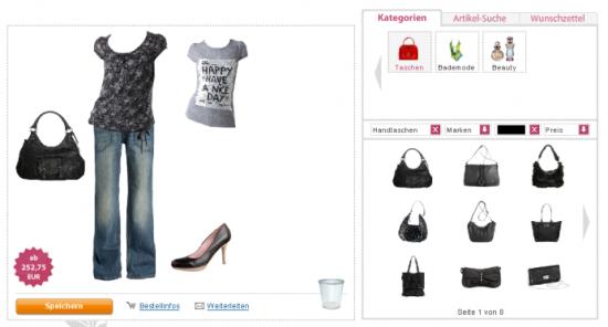 Zusammengestelltes Outfit auf Stylefruits.de