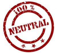 100% neutral