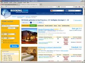 Hotelliste booking