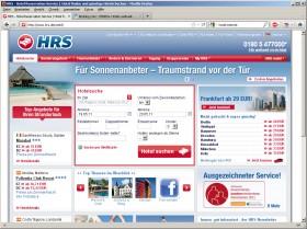 Startseite HRS
