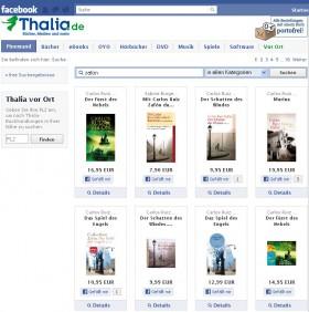Thalia Suche