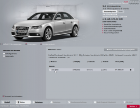 Audi Motorisierung