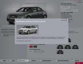 Audi Infovermittlung