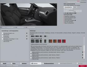 Audi Lesbarkeit-Kontrast