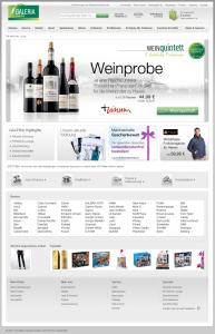 Startseite ab Oktober 2011