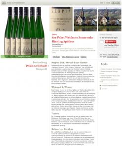 Detailseite: Details zur Herkunft des Weins (genussreich.de)