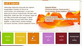 Farblehre zur Charakterbeschreibung bei meevio.de