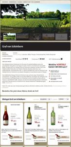 Profilseite: Weitere Infos zum Winzer & Bestellmöglichkeit (wirwinzer.de)