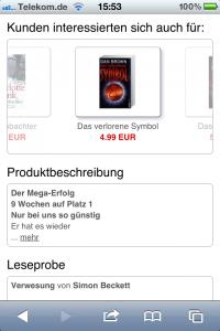 Weltbild – Buchempfehlungen