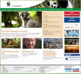 Startseite von 2006 bis 02/2012