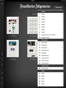 Gezielte Seitenauswahl per Layer