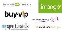 shopping Clubs Logos