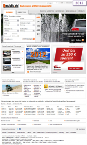 Mobile.de – Januar 2012