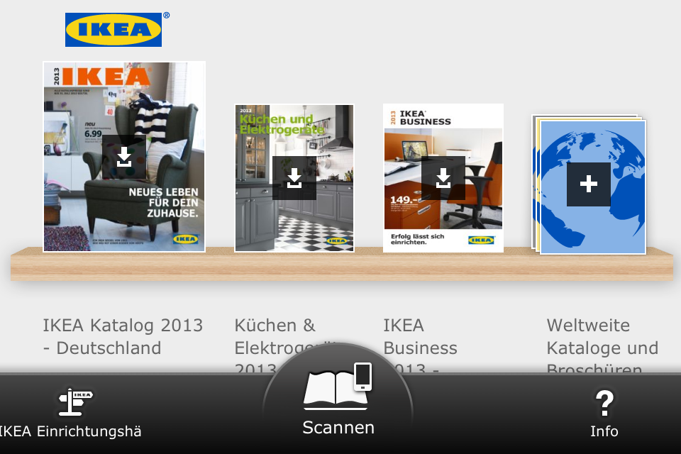 Die Neue Ikea Katalog App Augmented Reality Im Hausfrauen Test