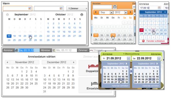 Kalenderfunktion