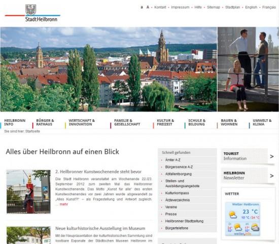 Heilbronn - schnell gefunden